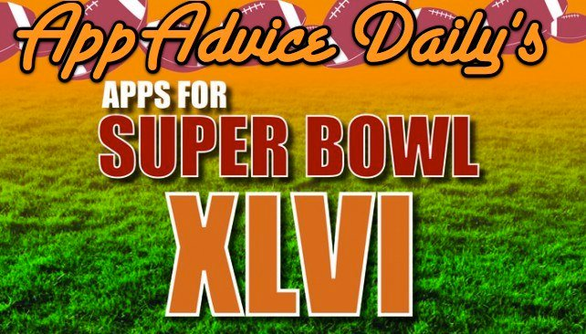 AppAdvice Daily: Get Your Game On This Sunday With The Top Five Super Bowl Apps
