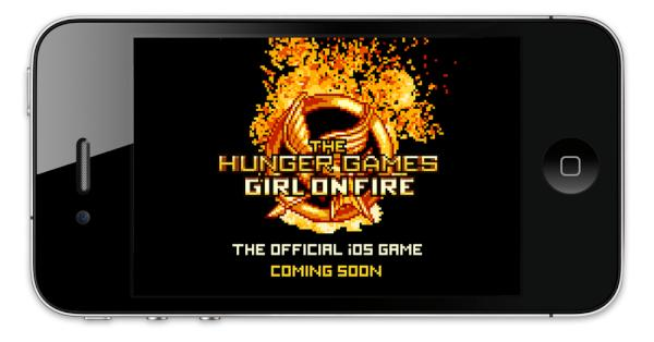 Canabalt Creator Developing Official Hunger Games iOS Game