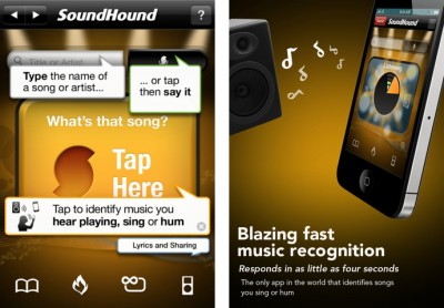 SoundHound Updated - Brings Savable Searches