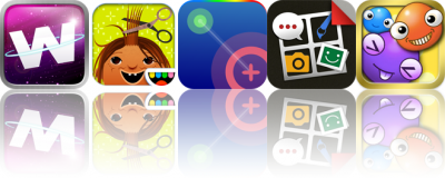 iOS Apps Gone Free: Word Solitaire: Aurora, Toca Hair Salon, NodeBeat, And More