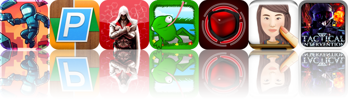 iOS Apps Gone Free: The Blocks Cometh, PhotoString, Assassin's Creed Recollection, And More