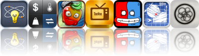 iOS Apps Gone Free: Namerick, Converter Touch HD, Battle Harvest, And More