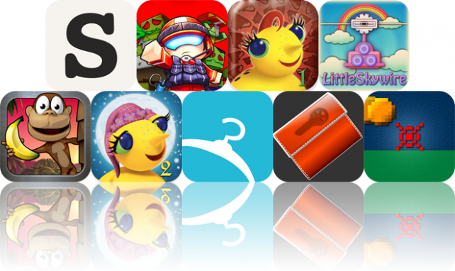 iOS Apps Gone Free: Scripted, Zombie: The Rescue, Miss Spider's Tea Party, And More