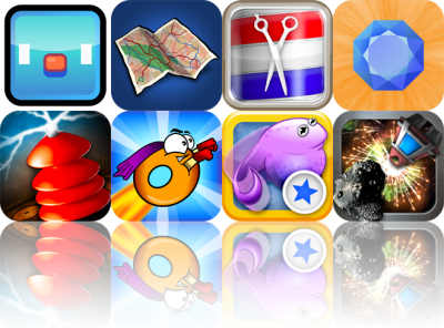 iOS Apps Gone Free: Piyo Blocks 2, PlaceTrack, Haircuterrific, And More