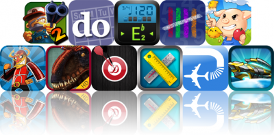 Today's Apps Gone Free: Zombie Wonderland 2, Do Date, Tuner&Beat Master, And More