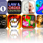 iOS Apps Gone Free: Do Date, Law & Order: Legacies, Sketch Me!, And More
