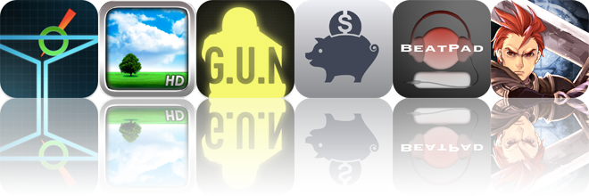 iOS Apps Gone Free: Alcohology, Weather Motion HD, G.U.N, And More