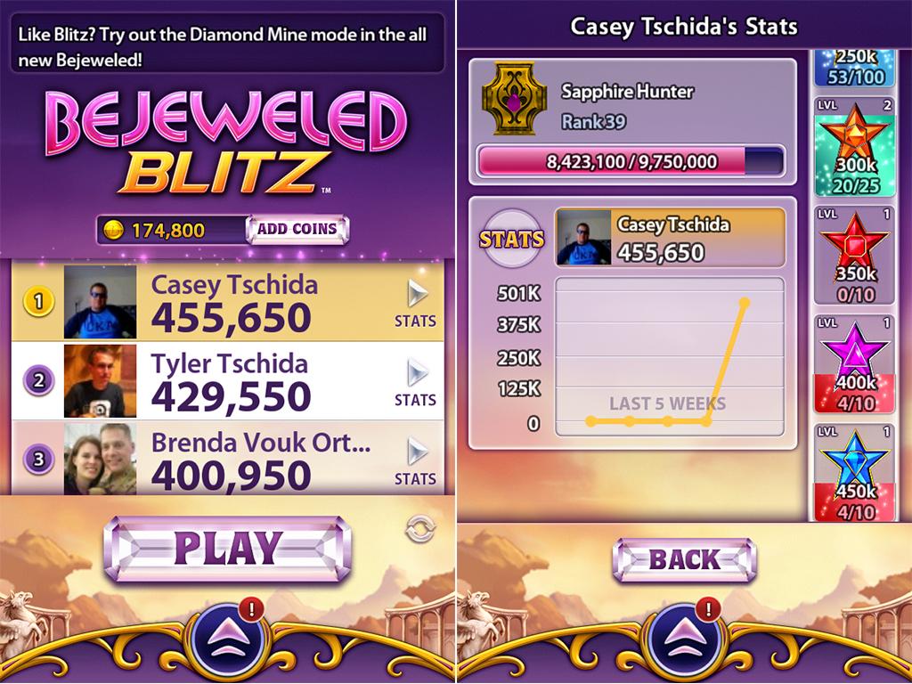 PopCap Returns Popular Features, Plus Adds New Ones In Bejeweled Blitz v1.15