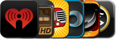 New AppGuide: Best iOS Radio Apps