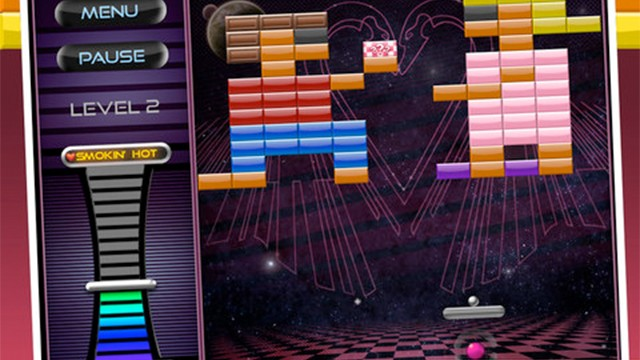 Atari Adds Romance To The Classic Brick Breaking Arcade Game With New Valentine's Levels