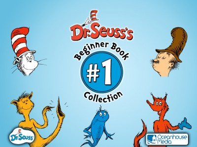 Five OmBooks In One - The Dr. Seuss Beginner Book Collection Is Now In The App Store
