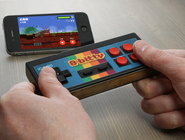 The iCade 8-Bitty Is An Awesome Retro Controller For Your iDevice