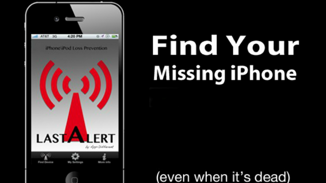 Upcoming App: Find Your Missing iDevice - Even If The Battery Is Dead
