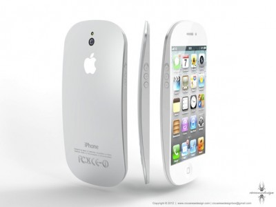 The Curved iPhone 5