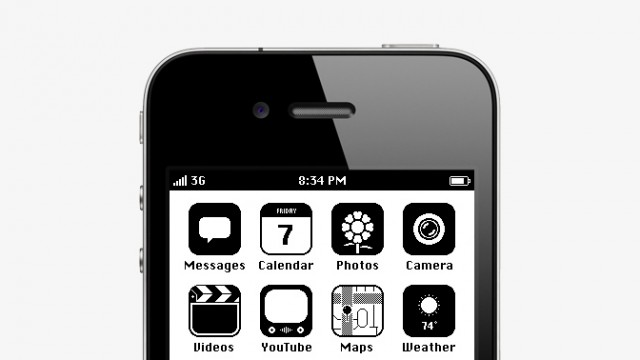 iOS Mockup Marries New Hardware To Old Software