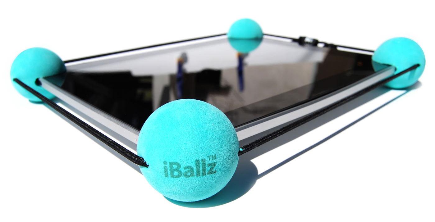 A Chance To Win iBallz For Your iPad