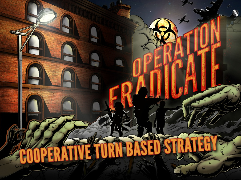 It's Risk Meets The Walking Dead With Operation: Eradicate