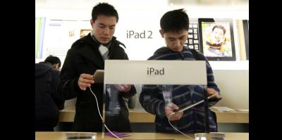 Apple Sued In US Over iPad Trademark