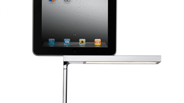 Ever Wanted A Light That Would Charge Your iPad?