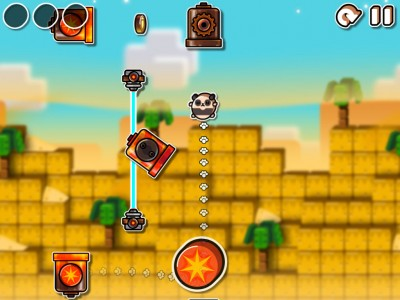 Traverse The Panda Desert In Search For Love In Big Pixel Studios' Land-A Panda v1.3