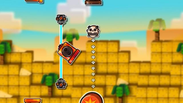 Traverse The Panda Desert In Search For Love In Big Pixel Studios' Land-A Panda v1.3