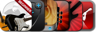 New AppGuide: Best Apps For Learning Guitar
