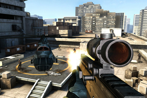 Modern Combat 3 Gets Major Update: New Content, Fixes and More!