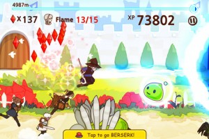 FANTASYxRUNNERS by moonrabbit screenshot