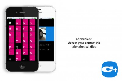 Make Calls And Send Text Messages With The Windows Phone 7 UI Using iCall+