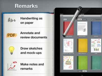 Readdle Releases New Note-Taking App For iPad