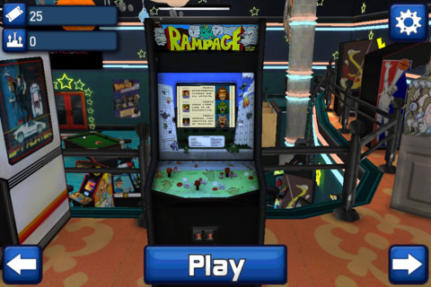 Blast From The Past: Midway Arcade Revives Retro Titles For iOS
