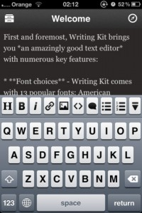Writing Kit Adds More Useful Features In 3.1, Plus A Chance To Win!