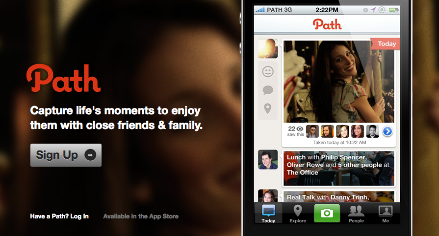 Path App Uploads User Address Books Without Permission