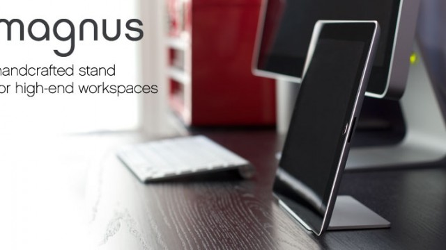Product Review: The Magnus Stand For iPad 2