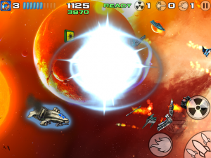 Starfighter Overkill by Rapid Turtle Games screenshot