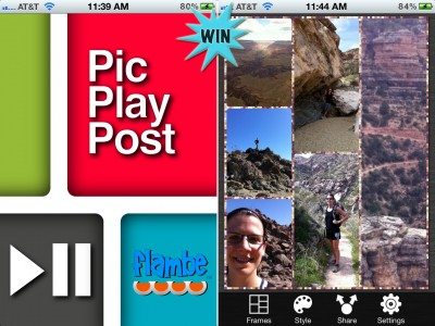 A Chance To Win PicPlayPost For iPhone And iPad