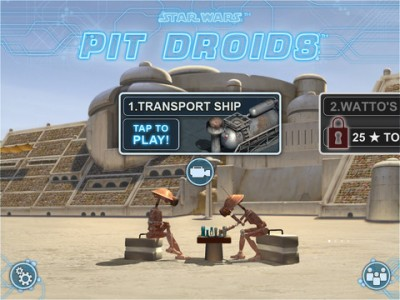 Star Wars Pit Droids Hits The New Zealand App Store