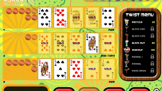 Come Get Your Free Copy Of Pokertini And Start Raking In Those Piles Of Virtual Coins