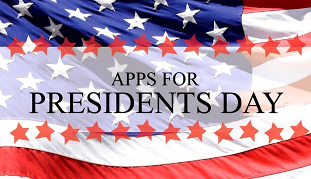 New Applist: Apps For Presidents Day