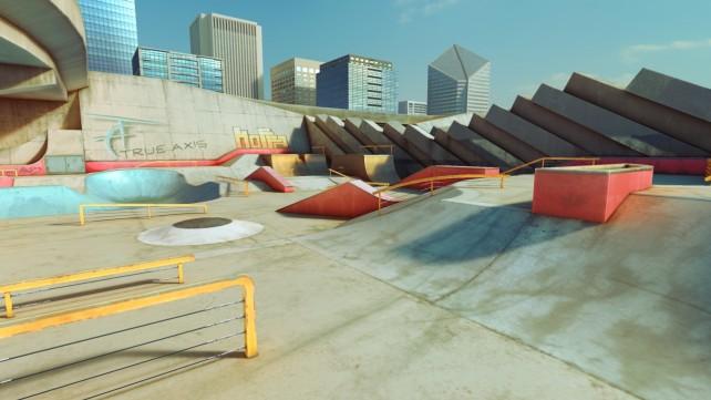Grab Your Skateboard And Prepare For True Skate