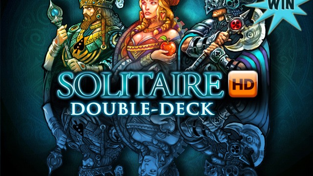 A Chance To Win Solitaire Double-Deck HD For iPad