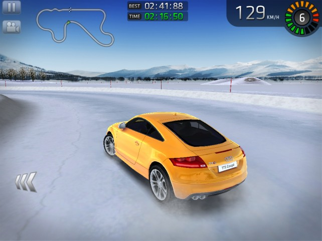 New Wintry Course, Scoring System, And More Available In Sports Car Challenge v1.2