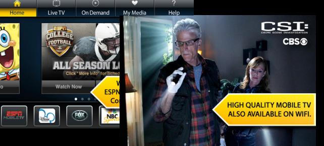SprintTV For iOS App Arrives