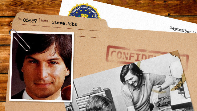 Steve Jobs' 21-Year-Old FBI Background Check Reveals Government Job Offer