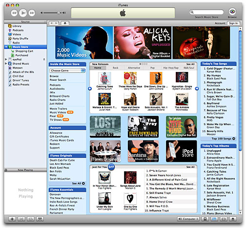 Revamped iTunes And App Store Coming This Year To Desktops And iDevices Everywhere
