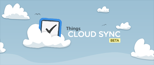 Popular GTD App Things Adds Cloud Support
