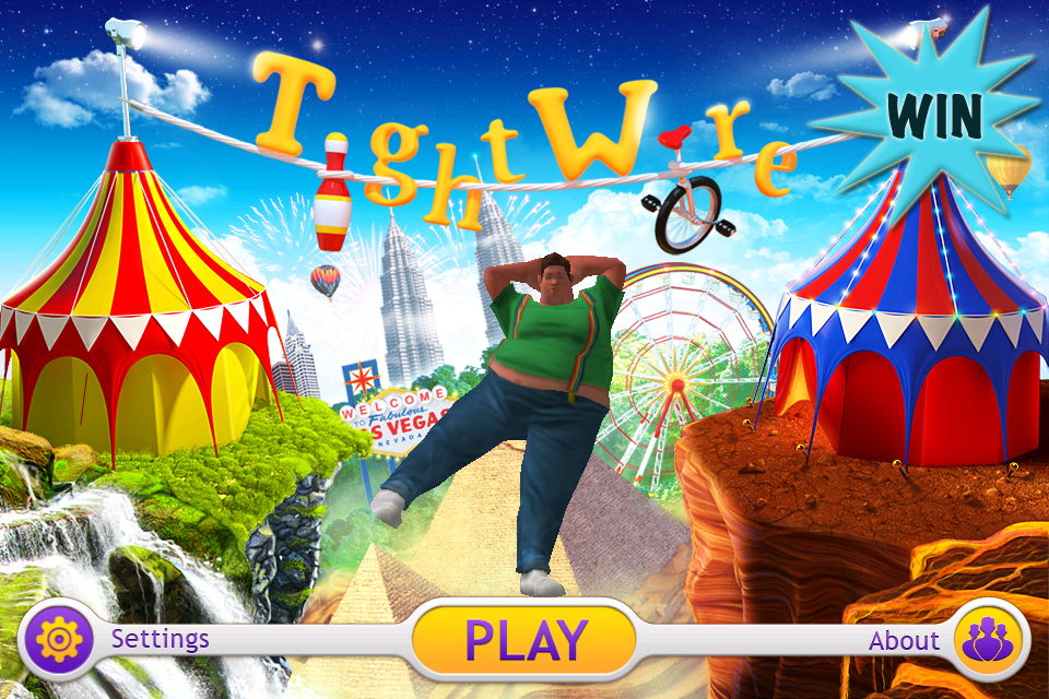 A Chance To Win TightWire Adventures For iPhone And iPad