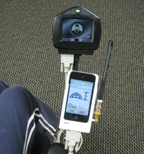 Life Changer: Invisible Wheelchair Control And More Via iPhone Accessory