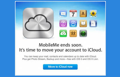 Apple Gives MobileMe Customers A Friendly Warning