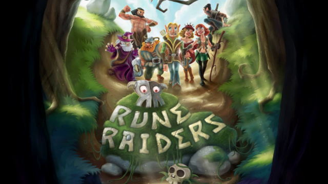 The Ragtag Team Of Rune Raiders Are About To Wreak Havoc On iOS